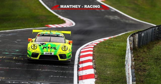 画像: Manthey Racing | マンタイ・レーシング チームグッズが入荷!