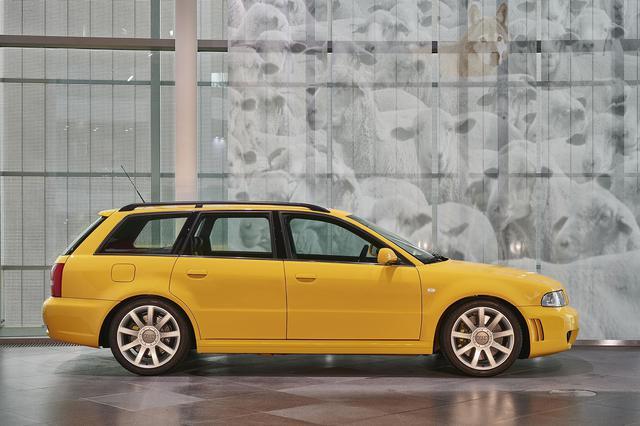画像3: Audi museum mobileが20周年