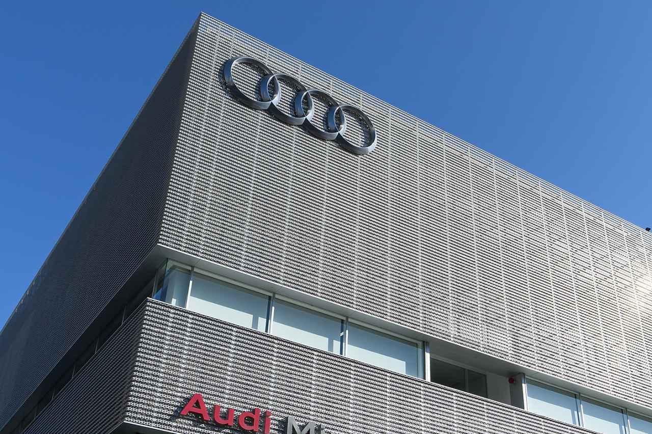 画像1: あなたのAudiに、Audi connectを