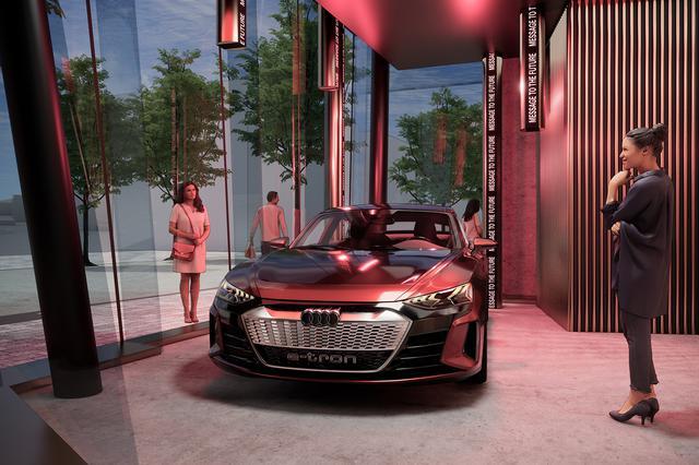 画像2: 「Audi House of Progress Tokyo」が青山にオープン