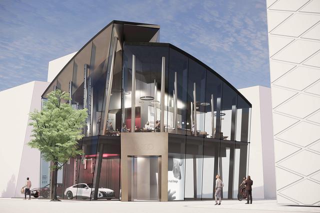 画像1: 「Audi House of Progress Tokyo」が青山にオープン