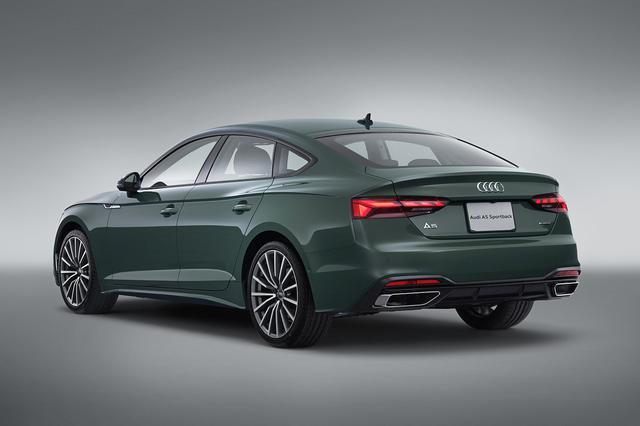 画像5: 「Audi A5」がマイナーチェンジ