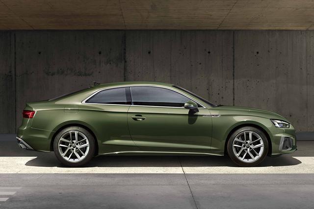 画像2: 「Audi A5」がマイナーチェンジ