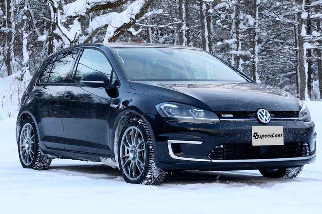 画像1: 【e-Golf】冬は電費に厳しい季節!?