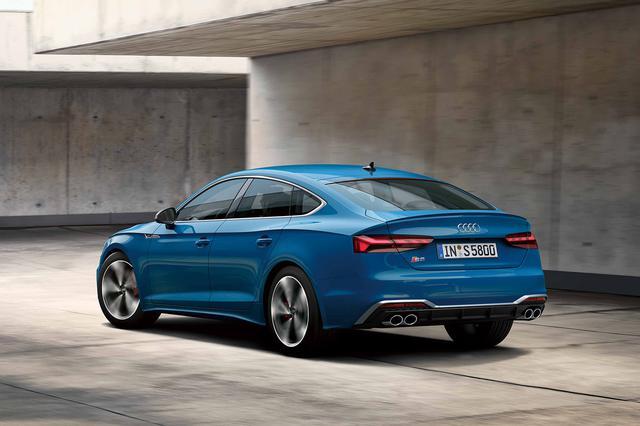 画像9: 「Audi A5」がマイナーチェンジ