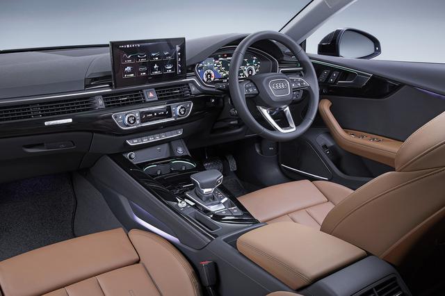画像3: 「Audi A5」がマイナーチェンジ