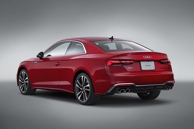 画像7: 「Audi A5」がマイナーチェンジ
