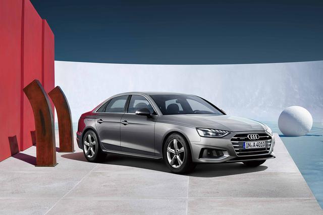画像1: 「Audi A4」に待望のTDIモデル追加