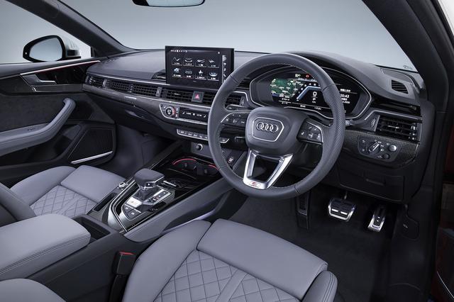 画像8: 「Audi A5」がマイナーチェンジ