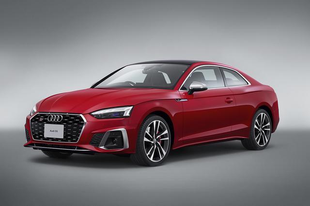 画像6: 「Audi A5」がマイナーチェンジ