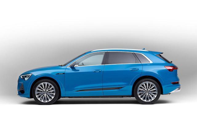 画像2: Audi e-tron 50 quattro