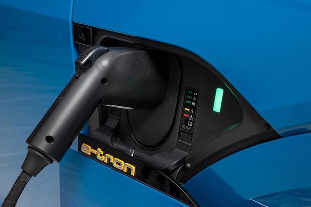 画像3: 「Audi e-tron 50 quattro」を追加発売