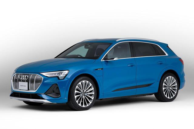 画像1: Audi e-tron 50 quattro