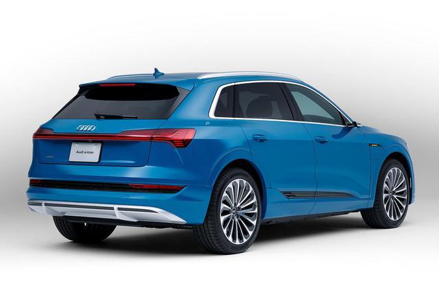 画像3: Audi e-tron 50 quattro