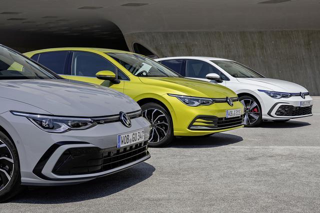 画像: 欧州とドイツで「ゴルフ」がベストセラーカーに