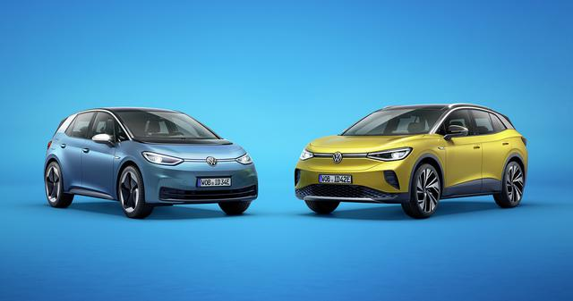 画像1: VWのEV販売が2020年は3倍に