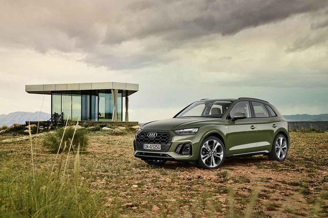 画像1: ■ Audi Q5/Q5 Sportback