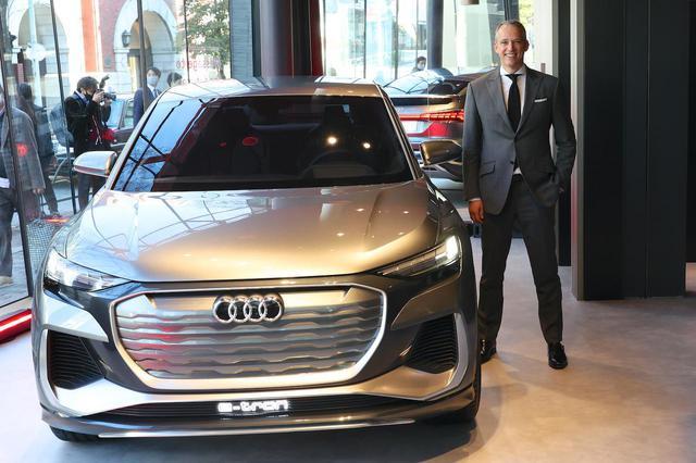画像: 「Audi New Year Press Conference 2021」を開催 - 8speed.net VW、Audi、Porscheがもっと楽しくなる自動車情報サイト