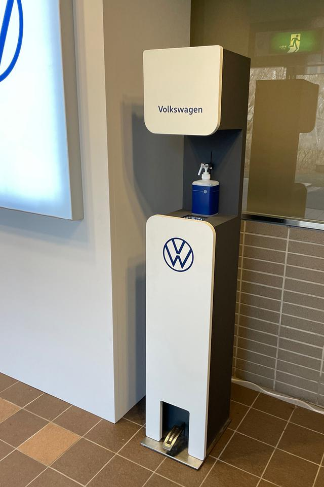 画像3: VWのSUV試乗会で見た、コロナ禍にヒットしそうなクルマ系アイテム