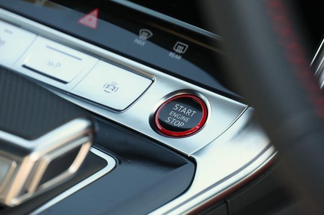 画像7: 【ミニ試乗記】Audi RS 6 Avant