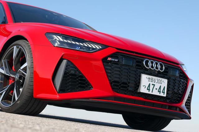 画像3: 【ミニ試乗記】Audi RS 6 Avant