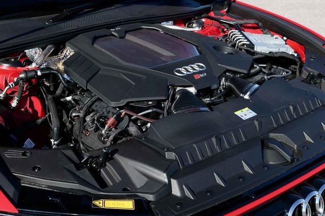 画像11: 【ミニ試乗記】Audi RS 6 Avant
