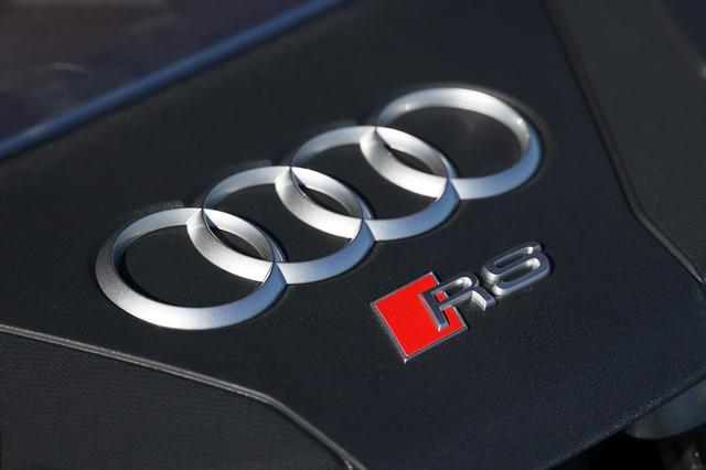 画像2: 【ミニ試乗記】Audi RS 6 Avant