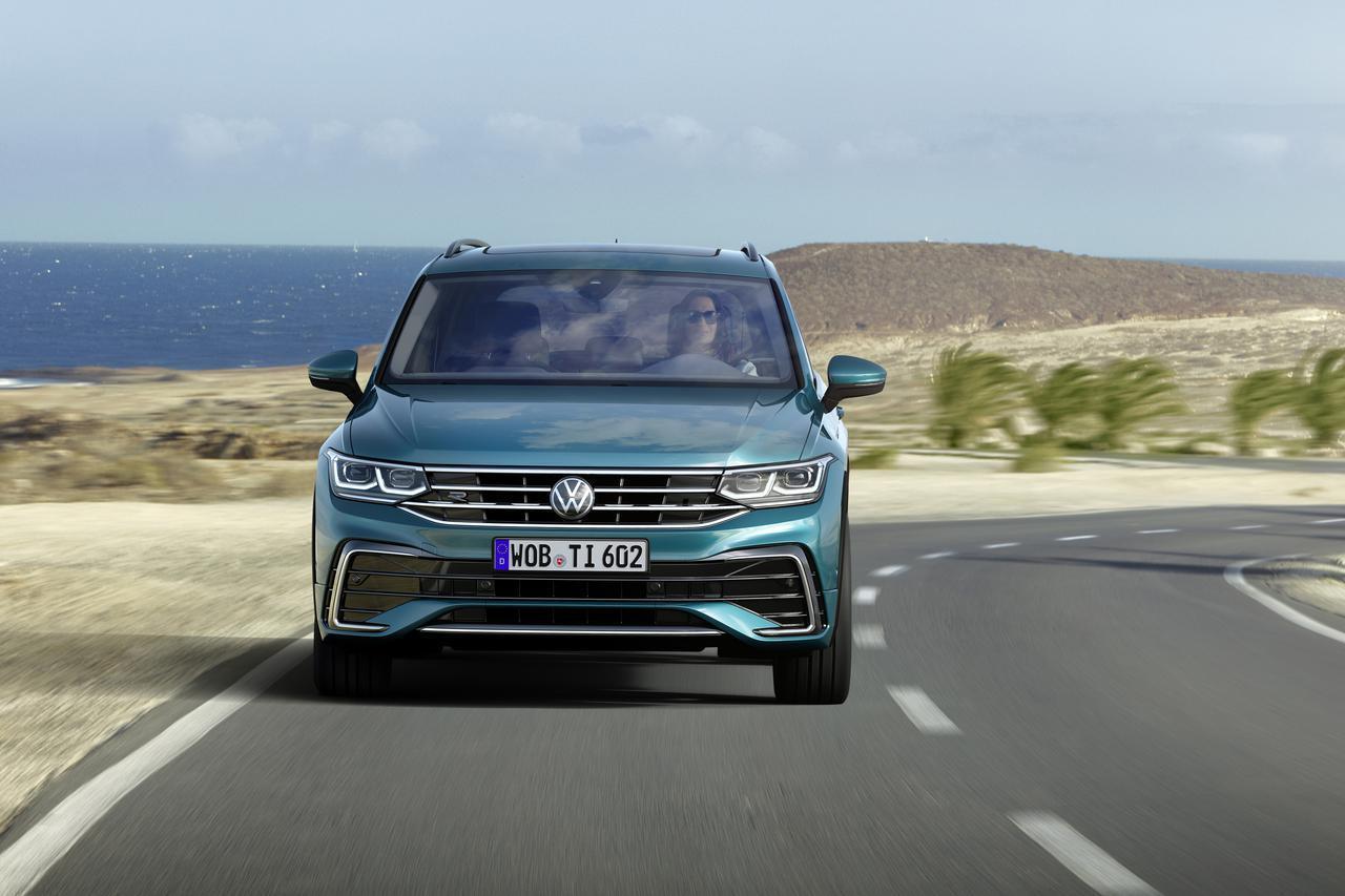画像: 「ティグアン」がマイナーチェンジ - 8speed.net VW、Audi、Porscheがもっと楽しくなる自動車情報サイト