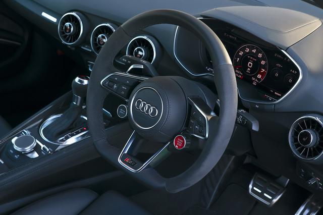 画像6: 【ミニ試乗記】Audi TT RS Coupe