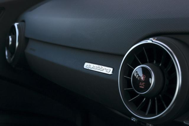 画像7: 【ミニ試乗記】Audi TT RS Coupe