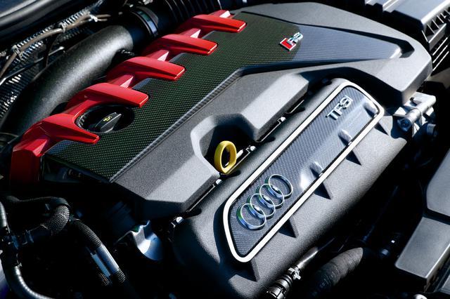 画像5: 【ミニ試乗記】Audi TT RS Coupe