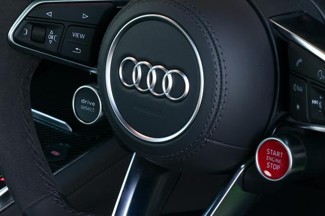 画像8: 【ミニ試乗記】Audi TT RS Coupe