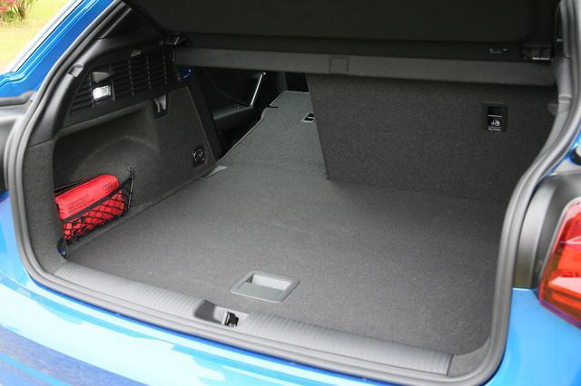 画像8: 【ミニ試乗記】Audi Q2 1st edition[再]