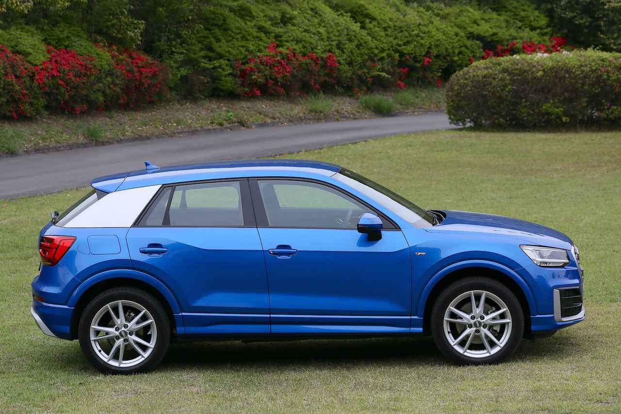 画像10: 【ミニ試乗記】Audi Q2 1st edition[再]