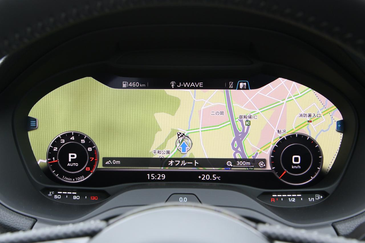 画像4: 【ミニ試乗記】Audi Q2 1st edition[再]