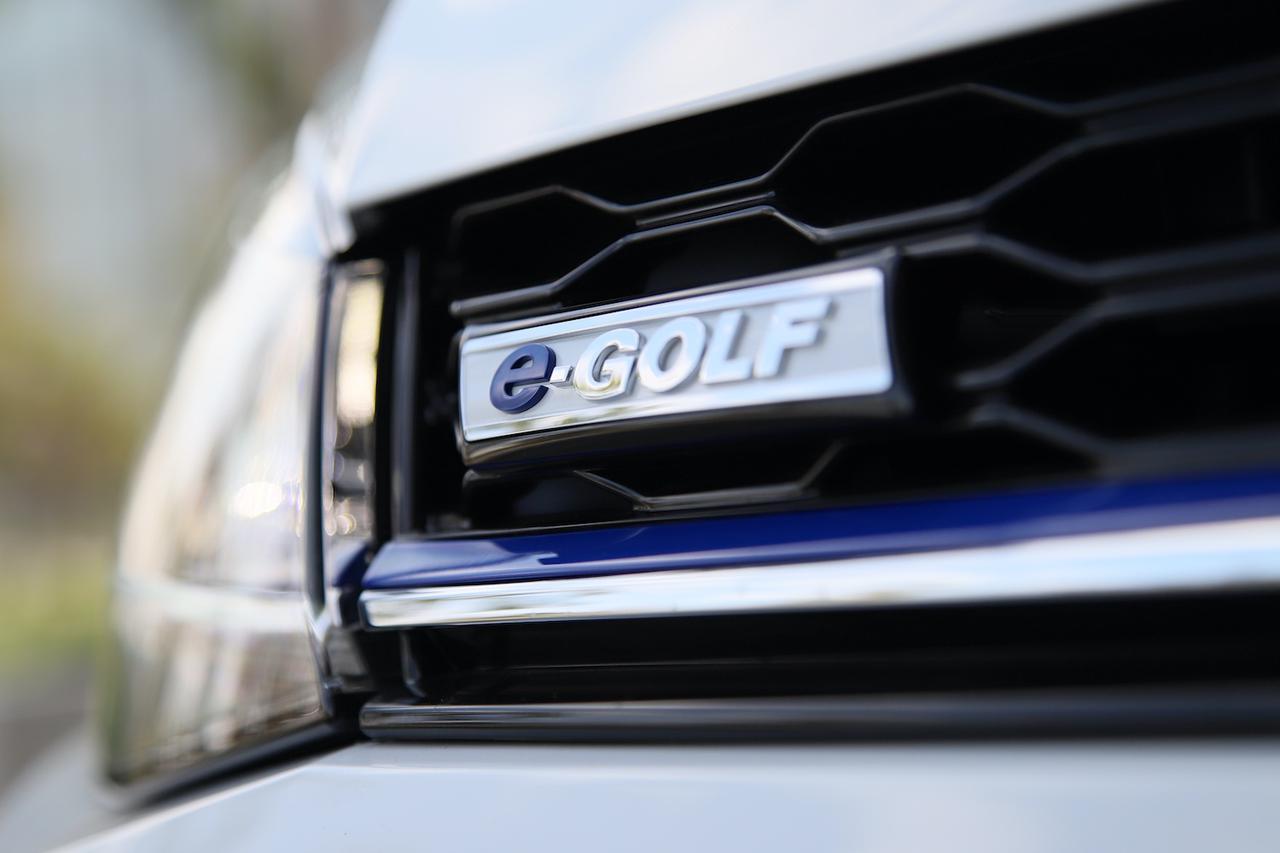 画像1: 【ミニ試乗記】eゴルフ[再]