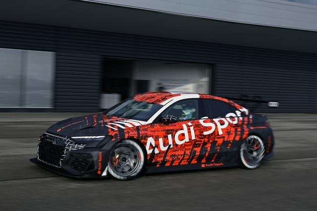 画像7: 新型「Audi RS 3 LMS」がワールドプレミア