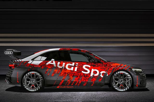 画像4: 新型「Audi RS 3 LMS」がワールドプレミア