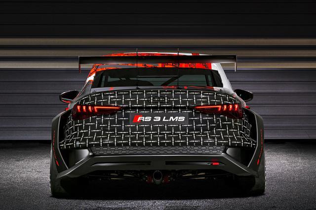 画像5: 新型「Audi RS 3 LMS」がワールドプレミア