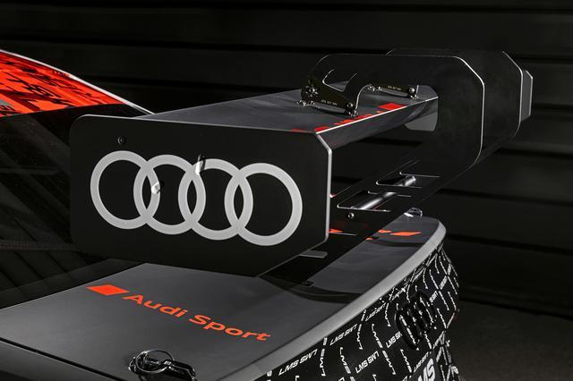 画像6: 新型「Audi RS 3 LMS」がワールドプレミア