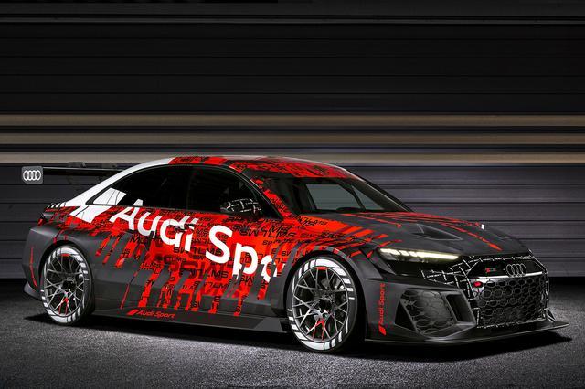 画像3: 新型「Audi RS 3 LMS」がワールドプレミア