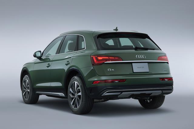 画像2: Audi Q5 advanced