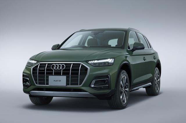 画像1: Audi Q5 advanced