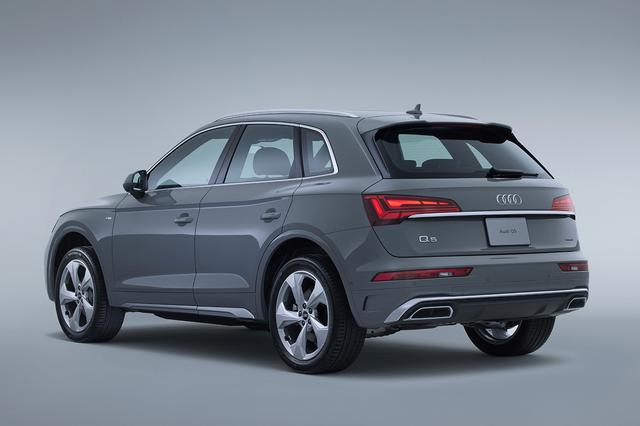 画像3: Audi Q5 S line