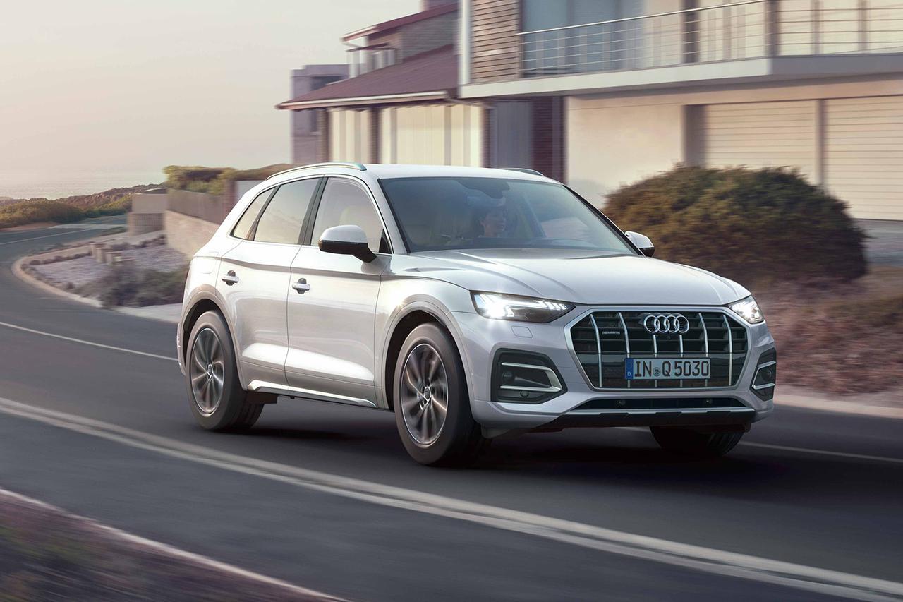 画像3: Audi Q5 advanced