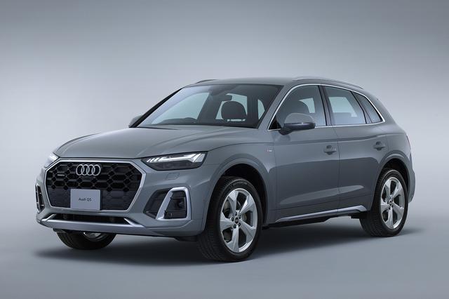 画像1: Audi Q5 S line