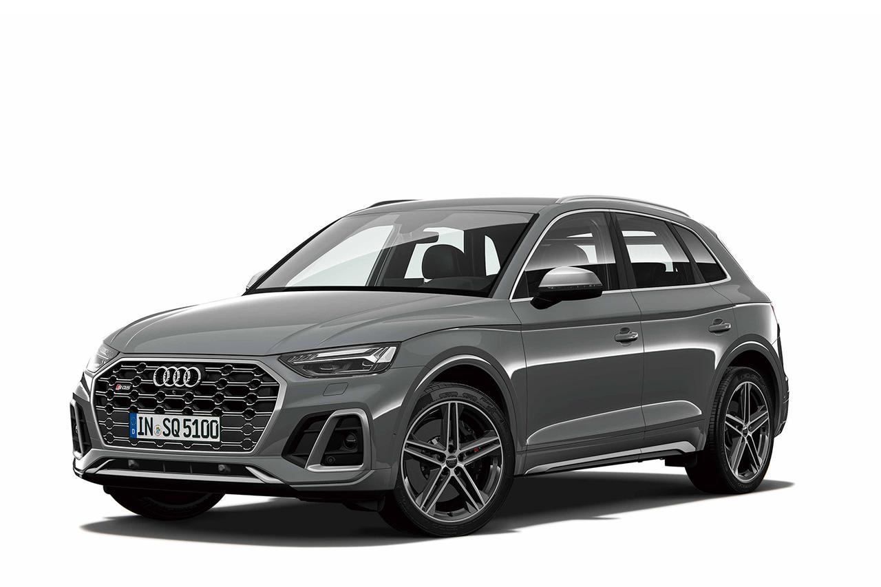 画像: Audi SQ5