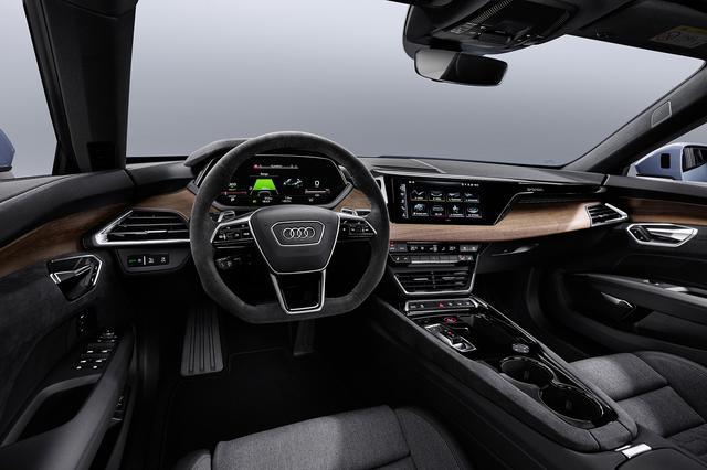 画像3: Audi e-tron GT quattro