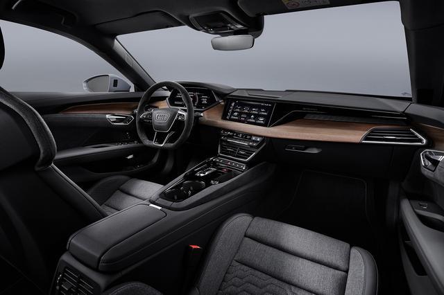 画像2: 「Audi e-tron GT」がワールドプレミア