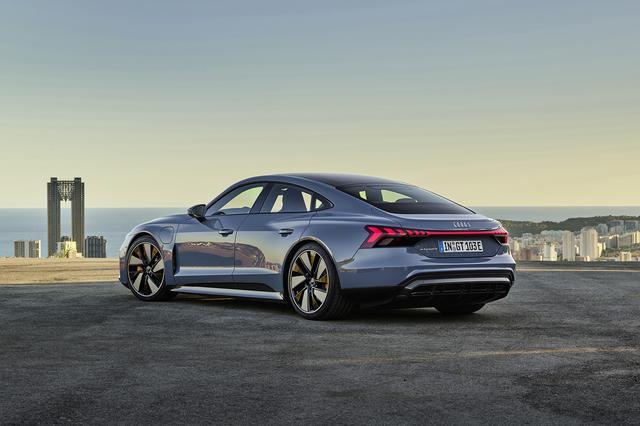 画像2: Audi e-tron GT quattro